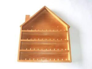 48pc House Wooden Thimble Display Rack ( Pine )( huge range - see list )