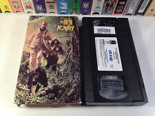 The Fifth Monkey aka O Quinto Macaco Rare Adventure VHS 1990 OOP Ben Kingsley