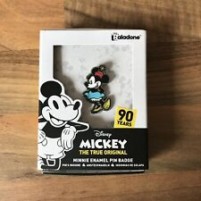 Disney Mickey Mouse 90 Years - Minnie Mouse Enamel Pin Badge