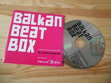 CD Ethno Balkan Beat Box - 6 Track Promo (6 Song) Promo CRAMMED DISCS