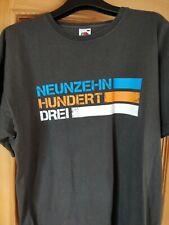 FC Carl Zeiss Jena T-Shirt 1903 Größe L