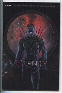 ETERNITY #1-4 COMPLETE SET - VALIANT