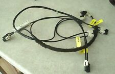 Jaguar 6 way Optical link lead harness X type S type XJ nav phone CDC voice amp