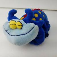 "Protonix Drug Plush Drug Rep Pharmaceutical Advertising Stuffed Dragon Lizard 7"""