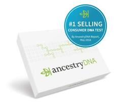 NEW Ancestry DNA Genealogy Test Kit Family Tree Brand New SEALED. Free shipping!