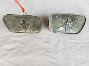 Ford Falcon XA XB XC GT GS Ute Coupe side Mirror Heads (Drivers Remote)