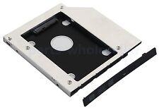 2nd SATA HD HDD SSD Caddy Adapter for SONY VAIO VPCSE1E1E vpcs13l9e-b svf15218sn