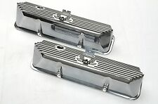 Brand New Ford FE 427 American Eagle Deep Engraved Polished Valve Covers