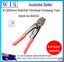 Ratchet Terminal Crimping Tools for Non-insulated Terminal 0.5-6mm 20-10AWG84233