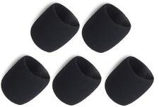 5 Pack Inner Windscreen Fit for Shure Inner Foam Sponge Beta87, SM87, SM86 Cover