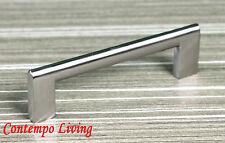 "4-1/4"" Key Shape Kitchen & Bath Cabinet Pull Handle w/ Stainless Steel Finish"