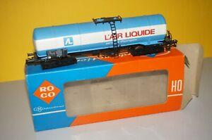 BOX24/32] Roco H0 4365B Kesselwagen L'air liquide der SNCF EVP