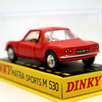 Atlas 1:43 Dinky toys 1403 Matra Sports M 530 Diecast Models Collection Car
