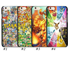 Pokemon Pikachu Charmander Squirtle Soft TPU Case Cover For iphone X 6S 7 8 Plus