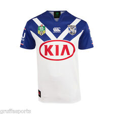 Canterbury Bulldogs 2017 Home Jersey Mens, Womens & Kids Sizes NRL KIA CCC SALE!