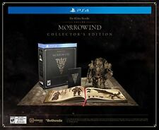 NEW The Elder Scrolls Online: Morrowind Collector's Edition  PlayStation 4