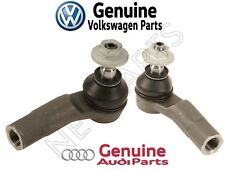 For Audi Q3 Quattro VW Pair Set of Left & Right Outer Steering Tie Rod Ends OES
