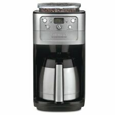 Cuisinart Grind and Brew DGB900 Burr Grinder Thermal Coffeemaker Automatic New