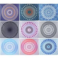 Hippie Mandala Tapestry Indian Wall Hanging Bohe Beach Yoga Scarf Mat Blanket