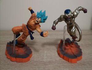 Dragon Ball Action Figures. Lot of 2 (Goku & Frieza). More Details in Descript.