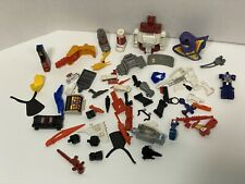 Mixed Lot Of Vintage 80?s Parts/Accessories Transformers, Motu, Robotech, +More