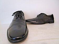 Giorgio Brutini Mens Driscoll 24916 Leather Cap Toe Lace Up Oxfords Size 12 M
