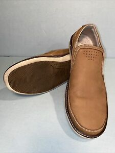 """G.H. Bass & Co. Men's """"Jerry"""" Leather Slip On Shoes Size 10 M"""