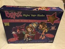 2002 BRATZ STYLIN HAIR STUDIO NIB NEW IN BOX NRFB