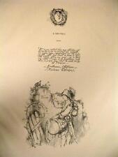 "Album lithographies orig. de Naudin,""Les Tambours""1920"