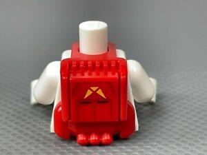 LEGO Star Wars Minifigure Sith Jet Trooper Jet Pack Red - Sith Emblem Tile