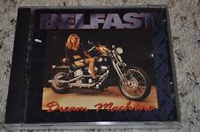 BELFAST Dream Machine CD kk WILDE BON JOVI MELODIC ROCK indie SGT ROXX brand new