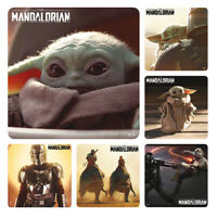 20 Star Wars The Mandalorian Stickers Party Favors Teacher Supply baby yoda