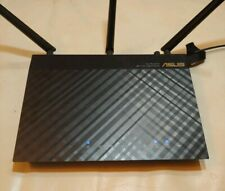 ASUS wireless router/Wi-Fi gigabyte speed 2.4GHz and 5GHz 4 LAN ports 2 usbs