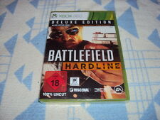 Battlefield Hardline Deluxe Edition Xbox360 Neu&ovp