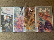 Buffy The Vampire Slayer Comics Series 10 #1-4 Excellent Condition