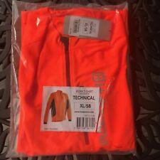 New Original Husqvarna Technical Work T-Shirt Long Sleeve XL 58 Free Shipping!