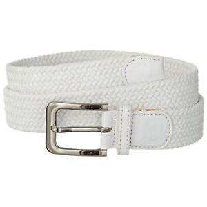 Mens Premium Braided Stretch Belts - Casual Golf Belt
