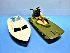 New listing Two Loose Vintage Matchbox Superfast Boats From England 1970'S