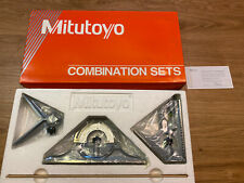 *NEW* MEXICO MADE mitutoyo 12 Inch combination square Set (welding) Sealed