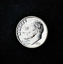 1955 BU Proof Roosevelt Dime~90% Silver~Combined shipping~