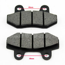 Disc Brake Pads for GY6 50cc 90CC 110CC 125cc 150cc 250cc Chinese Scooter Motor