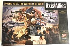 Axis & Allies Spring 1942 The World at War WW2 Board Game #4423 1984