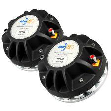 "Pair FAITAL PRO HF146 1.4"" Neodymium Tweeter Compression Horn Driver 16Ohm 160W"