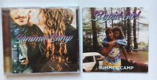 SUMMER CAMP - SUMMER CAMP SEALED CD ALBUM + STUPID GIRL  PROMO CD