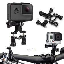 Handlebar Bike Mount Roll Bar Seatpost 3 Way Pivot Arm For GoPro Hero 1 2 3 4 5