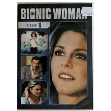 The Bionic Woman, season 1, NEW DVD