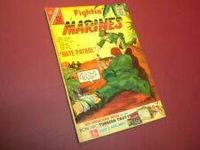 FIGHTIN' MARINES #55 CHARLTON COMICS 1963 fighting war
