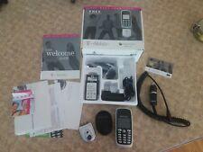 T Mobile Sony Ericsson T300 Phone W/ Box & Accessories