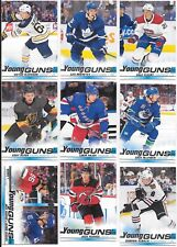 U PICK EM LOT 2019-20 19-20 Upper Deck Young Guns Rookie YG RC cards #201-500
