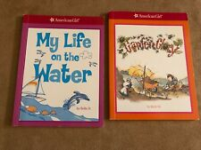 my life on water garden glory Beach & Gardening outfit American Girl Doll books